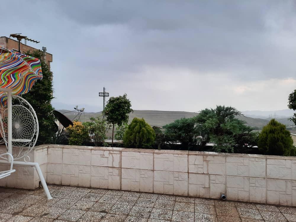 آپارتمان تراسه فاز ۲ – نخلستان ۵ – مجتمع پردیسان – ۱۴۵ متری– ۸۰ متر تراس