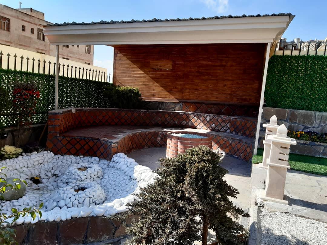 آپارتمان فاز 2 پردیس - تراسه - نخلستان
